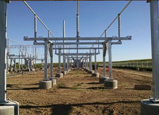 utility infrastructure construction