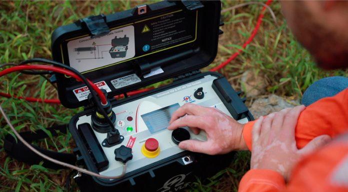 MV HV cable partial discharge measurement