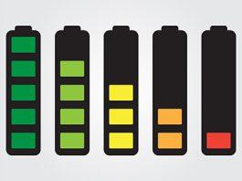 battery life diagram