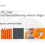 SF6 Gas, the 3R's & Reconditioning