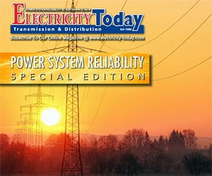 Special Issue: POWER SYSTEM RELIABILITY