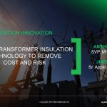 Substation Innovation: Leveraging transformer technology to remove costs and risk